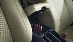New Honda City Space & Utility - Front Centre Armrest With Storage