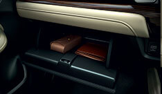 New Honda City Space & Utility - Spacious Glove Box
