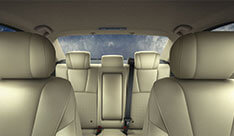 New Honda City Car Safety - All Seats Head Restraints With 3-Point ELR Seatbelts
