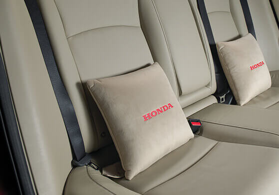 New Honda Jazz Basic Kit - Cushion