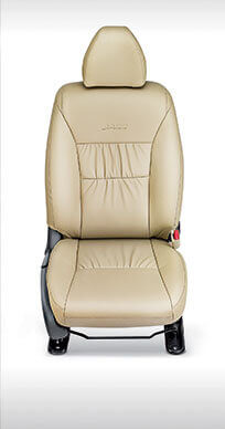 New Honda Jazz Accessory - Seat Cover Gathering