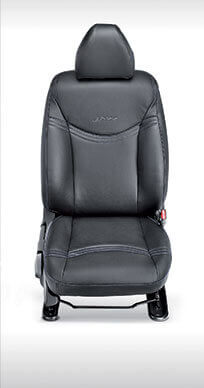 New Honda Jazz Accessory - Seat Cover Black with Blue Stitch