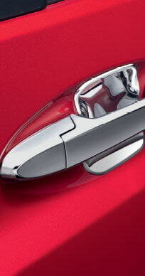 New Honda Jazz Accessory - *Door Handle Protector