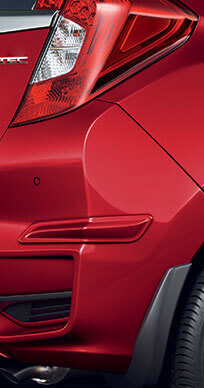 New Honda Jazz Accessory - *Rear Bumper Corner Moulding