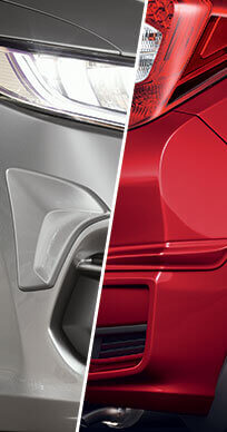 New Honda Jazz Utility Kit - *Front & Rear Bumper Corner Moulding