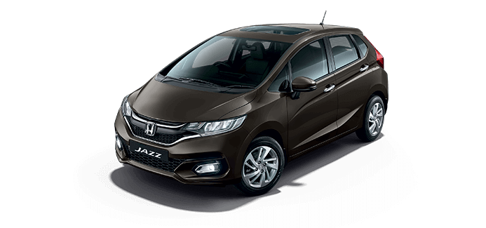Honda Jazz Colour - Golden Metallic Brown