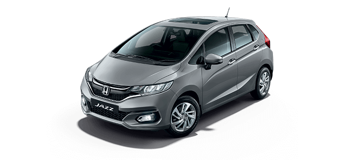Honda Jazz Colour - Lunar Silver