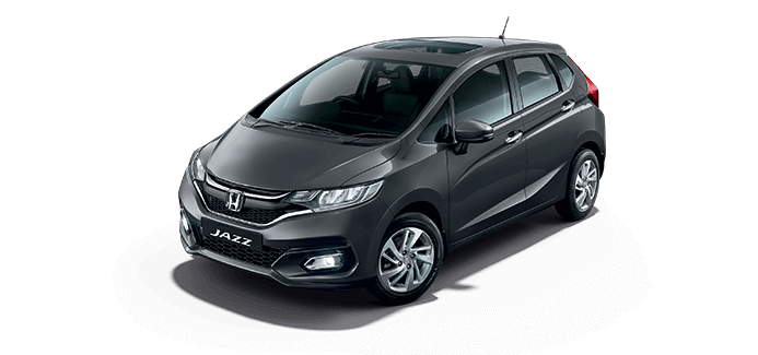 Honda Jazz Colour - Modern Steel Metallic