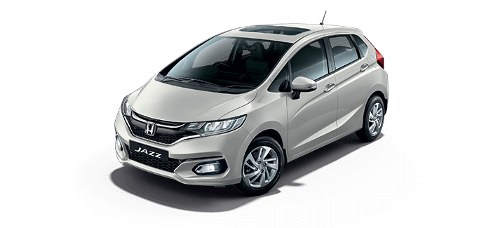 Honda Jazz Colour - White Orchid Pearl