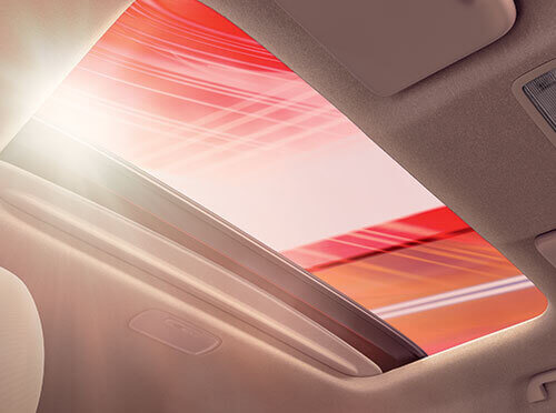 New Honda Jazz 2020 Exterior - One-Touch Electric Sunroof