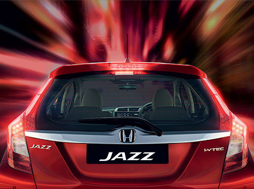 New Honda Jazz 2020 Exterior - Signature Rear LED Wing Lights