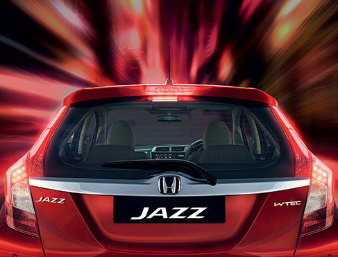 Honda Jazz-Chrome Door Handle