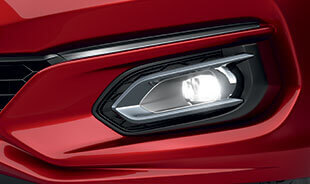 New Honda Jazz 2020 Exterior - Advanced LED Fog Lamps