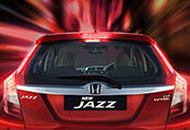 New Honda Jazz Exterior - Signature Rear LED Wing Light