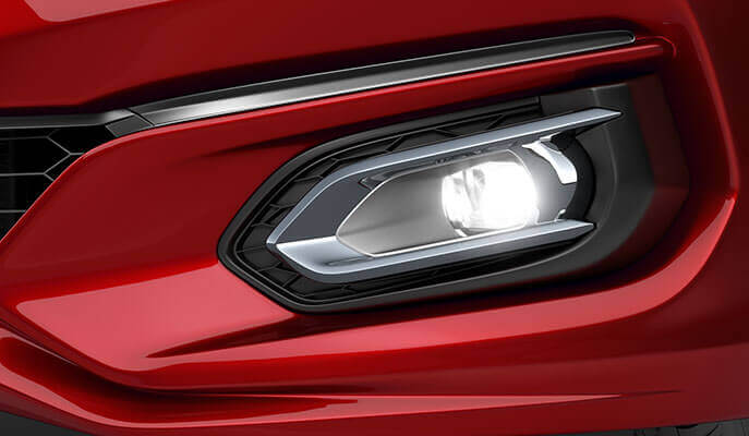 New Honda Jazz Exterior - Advanced LED Fog Lamps