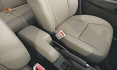 Honda Jazz New Model Space & Utility - Driver Armrest