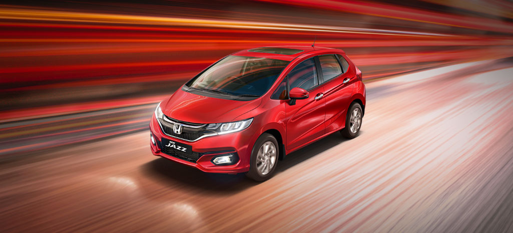 New Honda Jazz Car