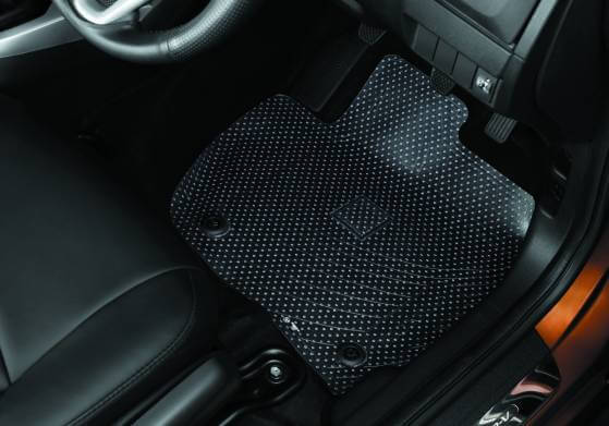 New WRV Accessory - Transparent Mat