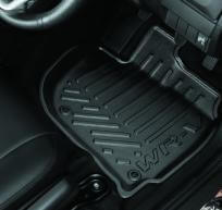 Honda WRV-Premium Black With Horizontal Stitch
