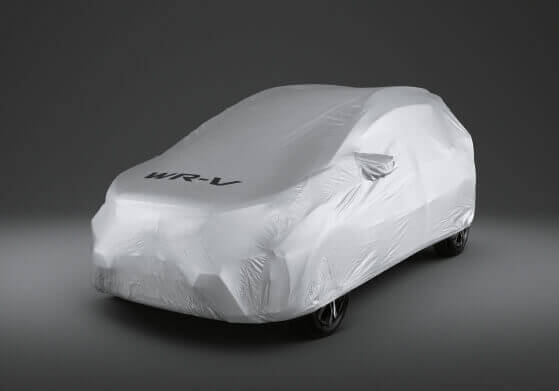 Honda WRV Accessory - Transparent Mat