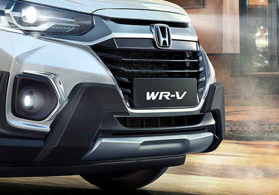 Honda WRV Accessory - Front Bumper Guard