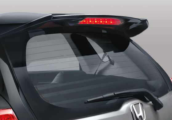 New WRV Accessory - Tailgate Spoiler With LED