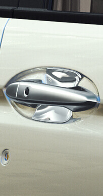 Honda WRV Style Package - Door Handle Protector
