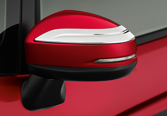 Honda WRV Accessory - Door Mirror Garnish