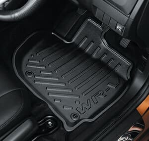 Honda WRV-Bucket Mat Black