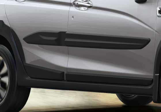 Honda WRV Accessory - Body Side Molding