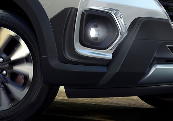 New WRV Accessory - Bumper Protector (FR Set)