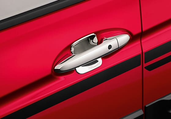 Honda WRV Accessory - Door Handle Protector