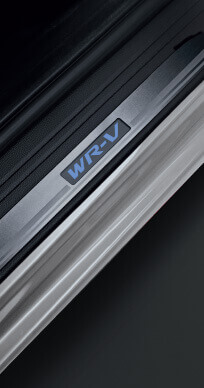 Honda WRV Accessory - Step Illumination