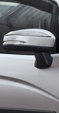 Honda WRV Accessory - Door Visor