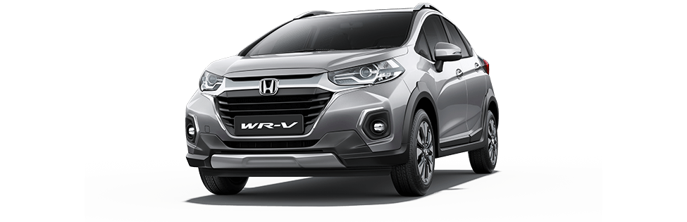 New Honda WRV Colour - Alabaster Silver Metallic