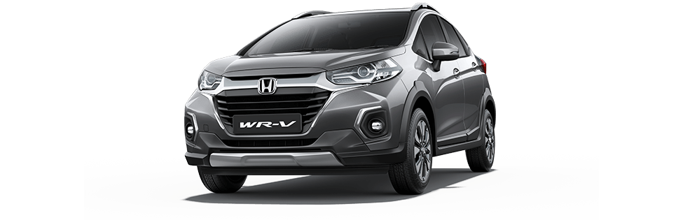 New Honda WRV Colour - Modern Steel Metallic