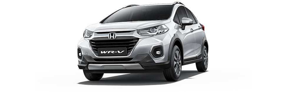 Honda WRV Colour - White Orchid