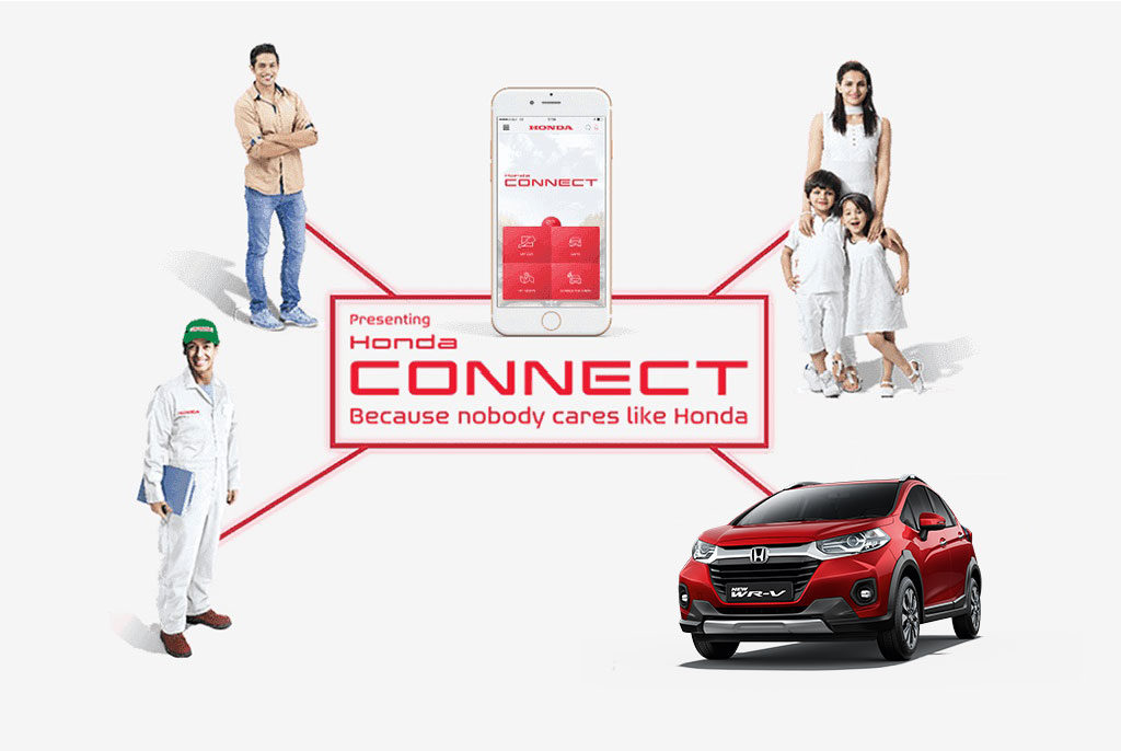 Honda Connect