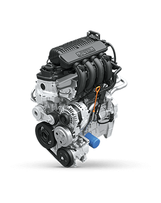 Honda WRV Latest Model Mileage - i-VTEC Petrol Engine