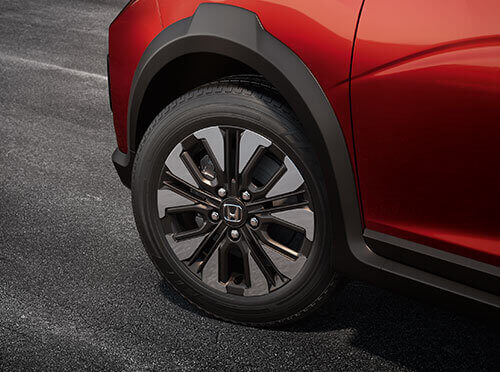 New Honda WRV 2020 Exterior - R16 Dual Tone Diamond Cut Alloy Wheels