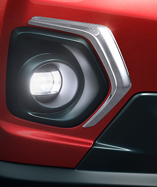 New Honda WRV 2020 Exterior - New Advanced LED Fog Lamps