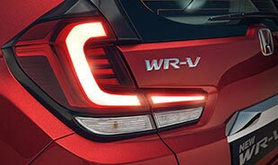 New Honda WRV 2020 Exterior - New Advanced LED Rear Combination Lamps