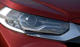 New Honda WRV 2020 Exterior - New Advanced LED Projector Headlamp