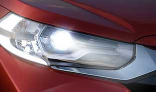 New Honda WRV 2020 Exterior - New Advanced LED Projector Headlamps