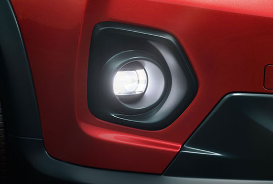 Honda WRV Exterior - Sharp Fog Lamp