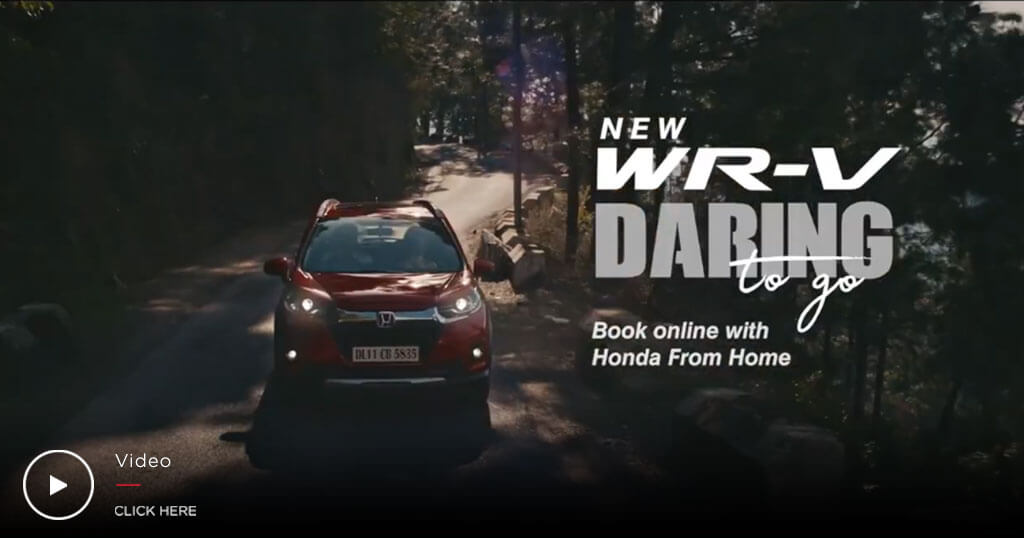 Honda WRV - TV Commercial