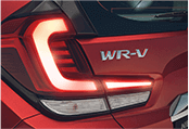 New WRV Exterior - LED Rear Combination Lamp