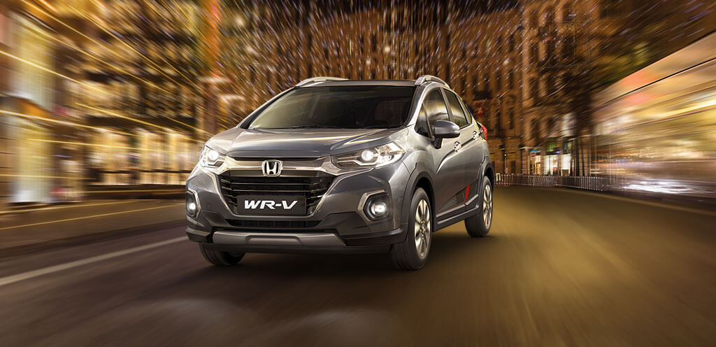 Honda WRV Exclusive Edition
