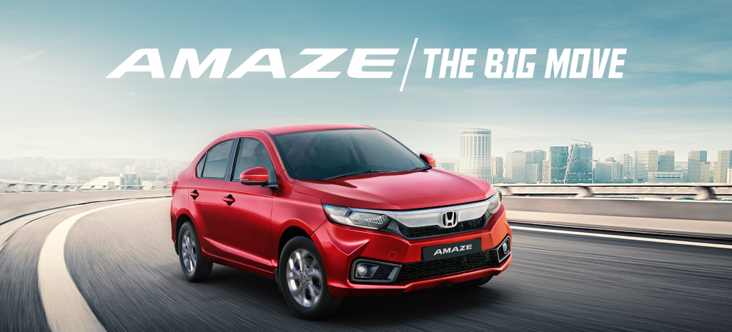 Honda Cars: Hatchback, Sedan and SUV Car Manufacturers in India