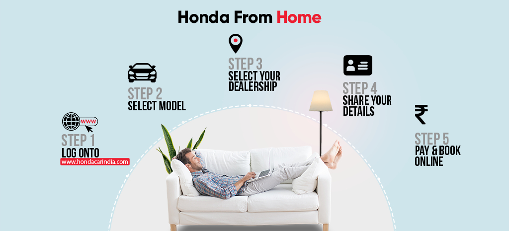 Honda from Home